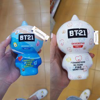 BT21 UNIVERSTAR blind collectible figurines BTS