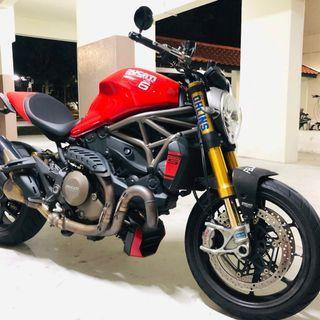 Ducati Monster 1200S (2014)