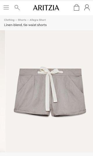 Artizia shorts size 00