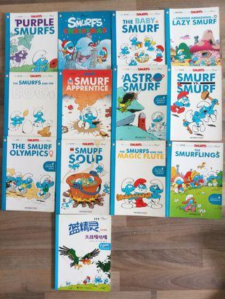 The Smurf Stories Comic (3 for $10)