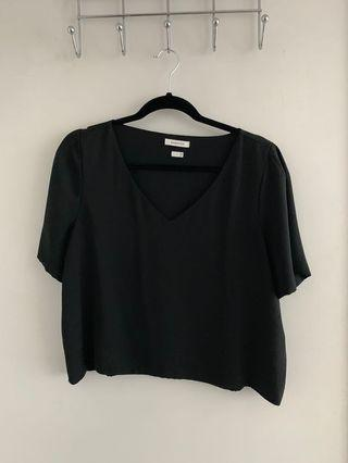 Wilfred Randy Blouse from Aritzia - Size Large