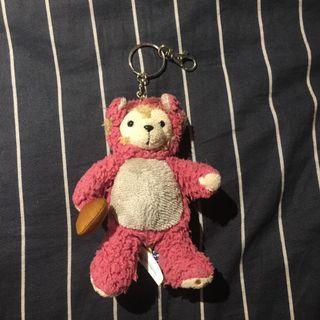 香港迪士尼 熊抱哥吊飾