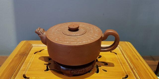 Vintage Zisha Teapot