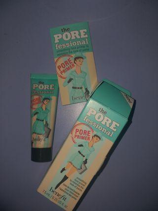 Primer benefit the pore fessional(travelsize)