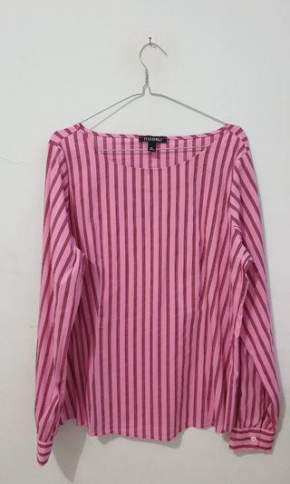 Baju Atasan Pink