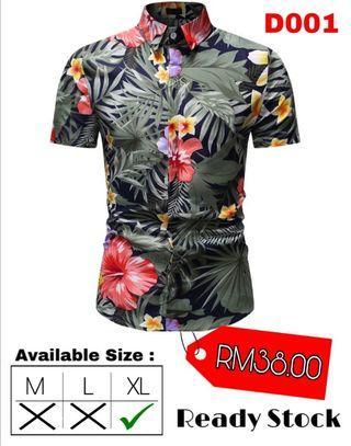 Hawaiian Shirt / Printed Shirt