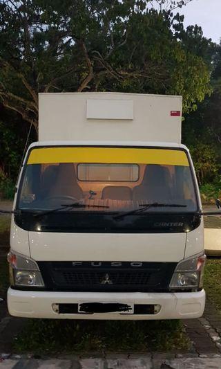 14ft Lorry Rental (Mitsubishi Fuso)