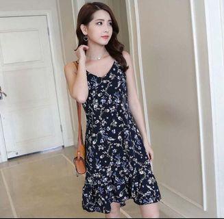 Pretty floral dress