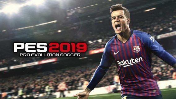 PES 2019 (offline PC games)