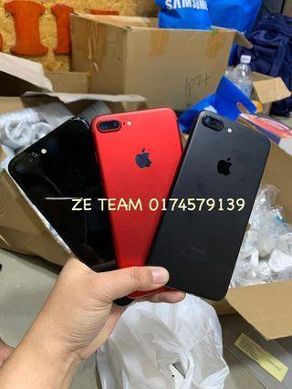 I PHONE 7PLUS 128 GB