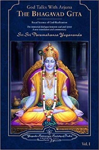 God talks wit Arjuna (The Bhagavad Vita) Vol 1 & 2