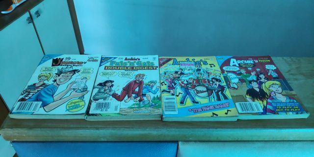 Archie's & Jughead's double digest
