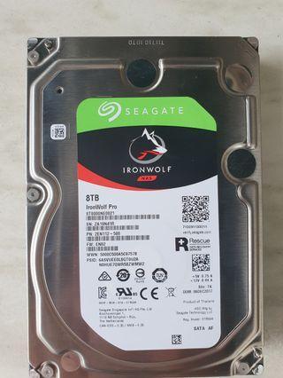 Seagate IronWolf Pro+ 8TB