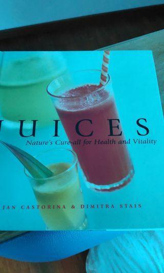 🚚 Juice recipe book