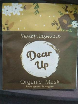 Dear Up Organic Mask