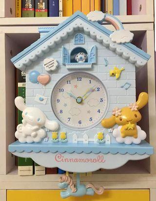 Tick Tock Clock Cinnamaroll