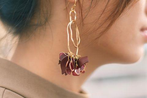 台灣品牌vingtsixtw手工樹脂耳環
