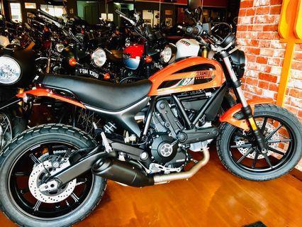 Ducati Scrambler Sixty 2 ( New 2019 / 400cc )