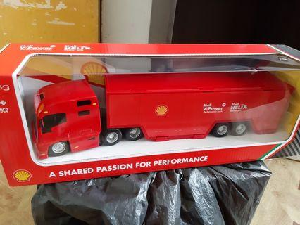 Shell Ferrari Hauler / Truck Limited Edition 2019