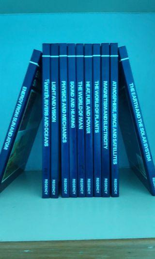 Word of science encyclopedia set