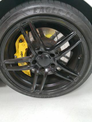 PRODRIVE GC05 and BREMBO 18Z