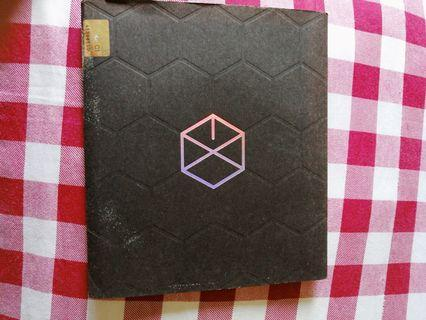 ( UNSEALED ) EXO MAMA ALBUM