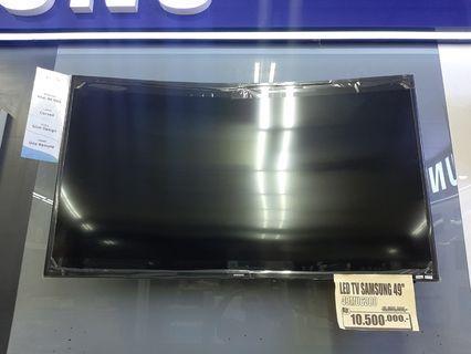 "Cicilan LED TV SAMSUNG 49"""