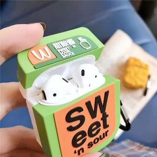 AirPod casing - sweet & sour, chicken nugget