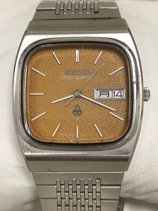 Vintage Seiko Lord Quartz 8243-5000 1979