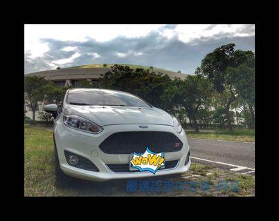 2015 Ford Fiesta 1.0 小巧靈活 省稅金💰  小排量 大馬力🔥