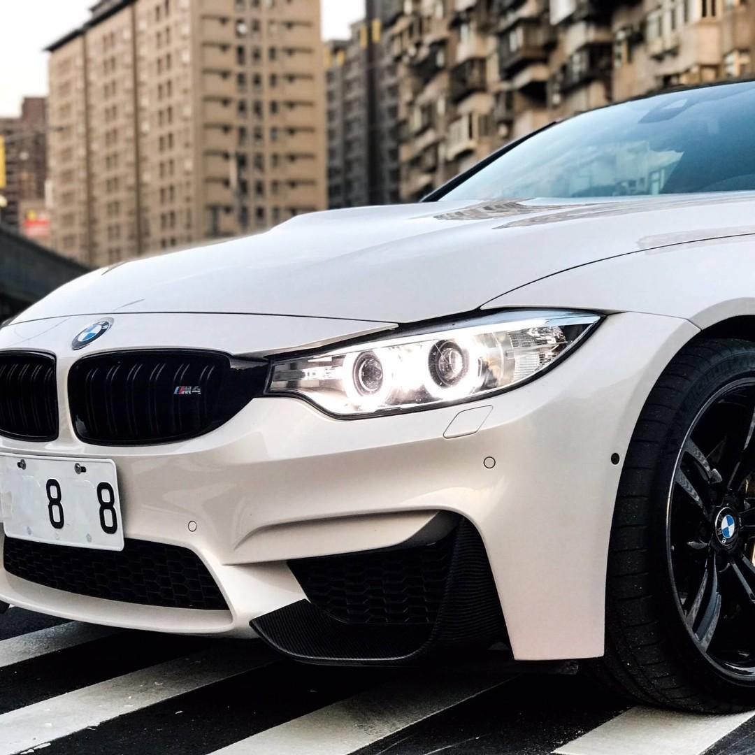 15年 BMW M4 3.0 美規 雙渦輪 陶煞 電子懸吊 360環景 530P 100-200比脫褲子還快