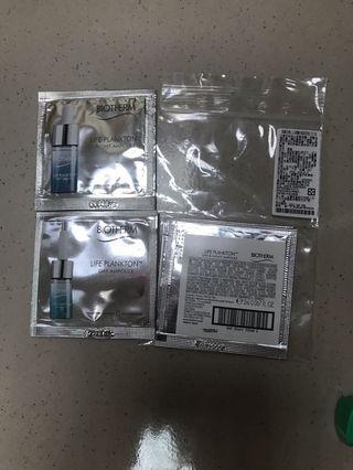 碧兒泉奇蹟活源QQ修護安瓶一包$25