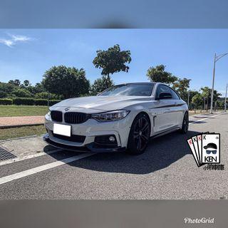 2013  BMW 435i M-sport 雙門 3.0 超甜價格