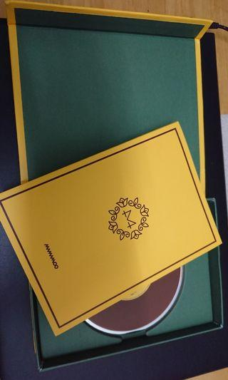 Mamamoo Mini Album Yellow Flower