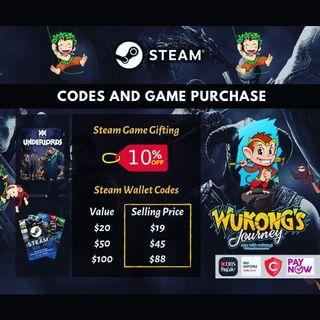 Steam Game Gifting