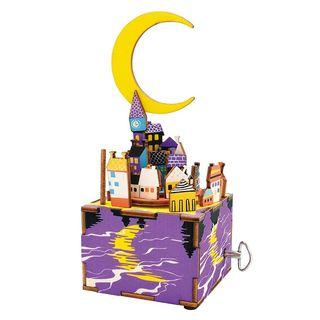 3D DIY Music Box : RARE MODEL! Midnight's Dream - AM306