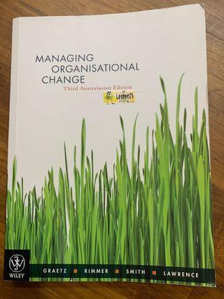 🚚 Managing Organisational Change (Murdoch Uni, BUS298-ODC)