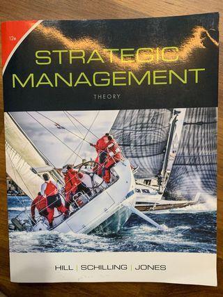 🚚 Strategic Management (Murdoch Uni, BUS349-SM)
