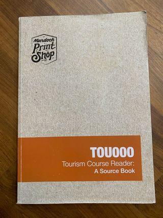 🚚 TOU000 Tourism Course Reader (Murdoch Uni)