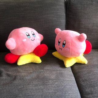 Kirby Stuffed Toy