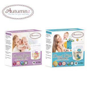 🚚 Autumnz Breastmilk Storage Bags