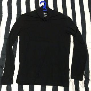 H&M Man Turtle Neck Long Sleeve Tops