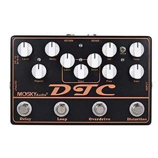 Mosky DTC 4in1 Pedal