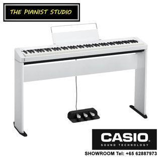 Casio Piano Carouselland Roadshow 2019 - Casio PX-S1000 Digital Piano