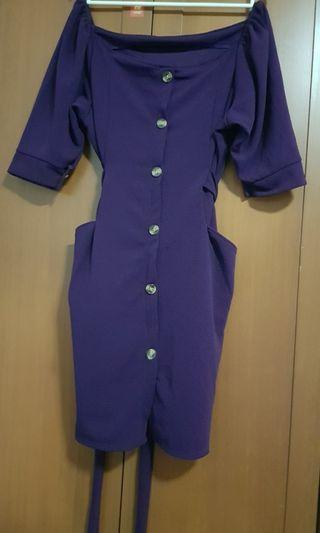 Brand New set Off Shoulder dress