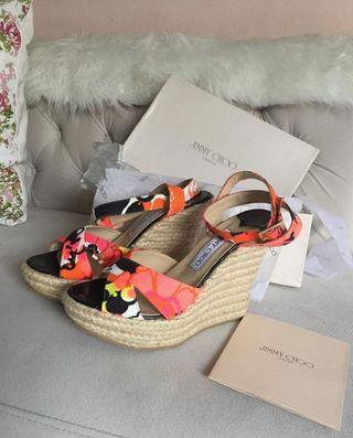 Jimmy choo shoes authentic