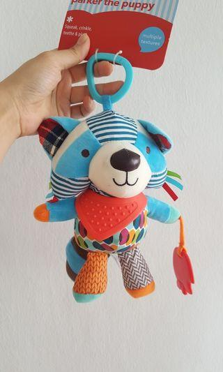 New - Stroller Toy with Teether