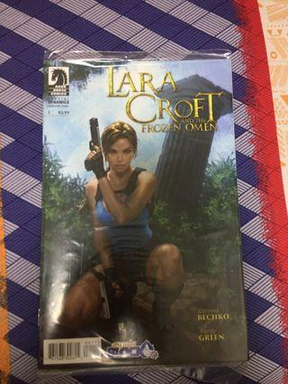 Lara Croft and the Frozen Omen #1 (Comic Block Exclusive)