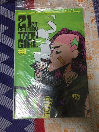21st Century Tank Girl #1 (Comic Block Exclusive)