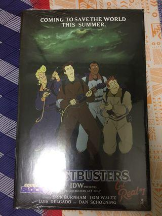 Ghostbusters: Get Real #1 (Comic Book Exclusive)